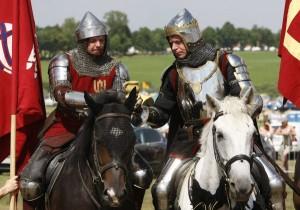 fetes medievales, reconstitution historiques