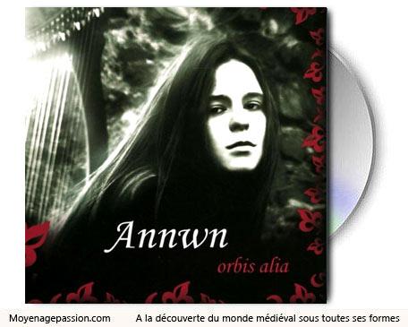 musique_folk_medievale_album_orbis_allia_Annwn_Sabine_Hornung