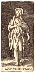Sainte Marie l'Egyptienne (bibilothèque nationale de france)