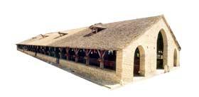 Halles médiévales de Crémieu