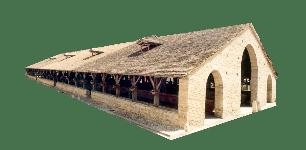 architecture médiévale et patimoine historique français