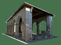 moyen-age halles marché couvert Saint Antonin Bastide Serrou
