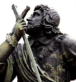 Image De Chevalier Du Moyen Age la force de gens de coeur par le célèbre chevalier bayard | moyen