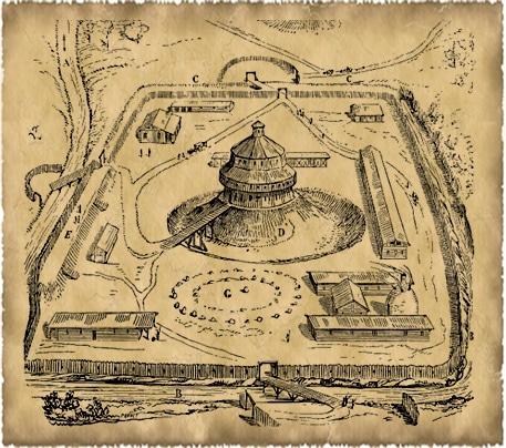 chateaux_forts_architecture_defensive_histoire_medievale_Viollet-le-Duc
