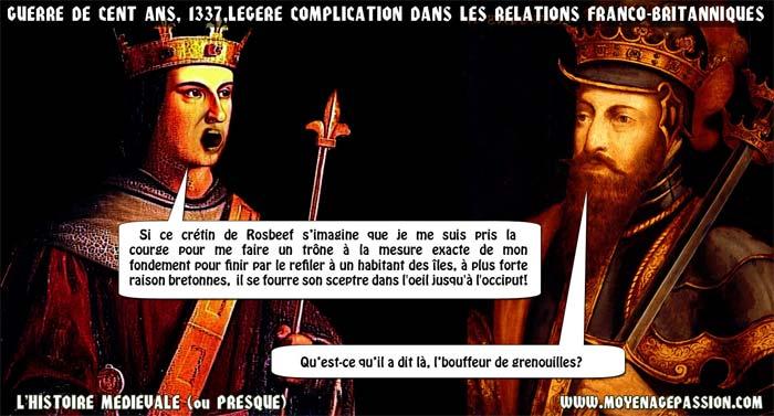 humour_histoire_medieval_guerre_cent_ans_philippe_de_valois_edouard_III_moyen