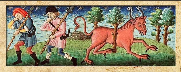 humour_monde_medieval_fabliaux_le_testament_de_l_ane_rutebeuf