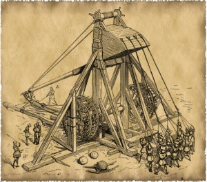 mangonneau_histoire_chateaux_forts_engins_siège_medieval