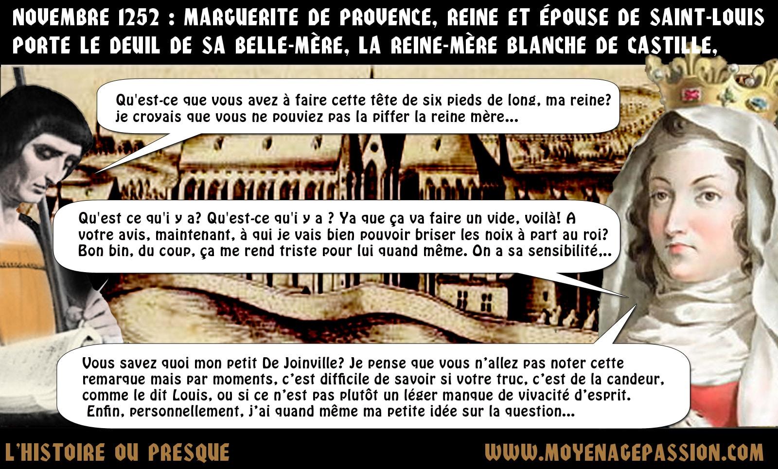 blanche_de_castille_saint_louis_de_joinville_humour_medieval