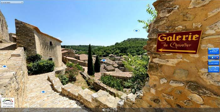 village_medieval_visite_virtuelle_guidee_valorisation_patrimoine_historique_ardeche