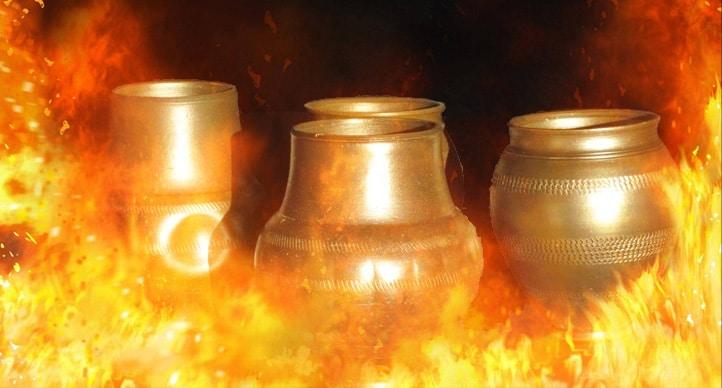 L'Art merveilleux de Pierre Alain Capt à la recherche des céramiques anciennes