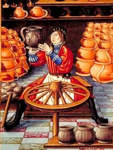 artisanat_monde_medieval_archeologie_ceramique_poterie