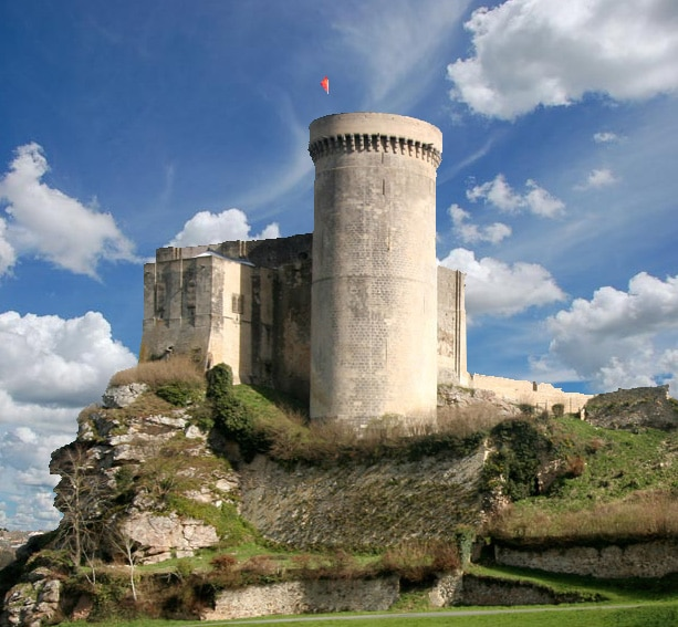 chateau_fort_histoire_medievale_guillaume_conquerant_normandie