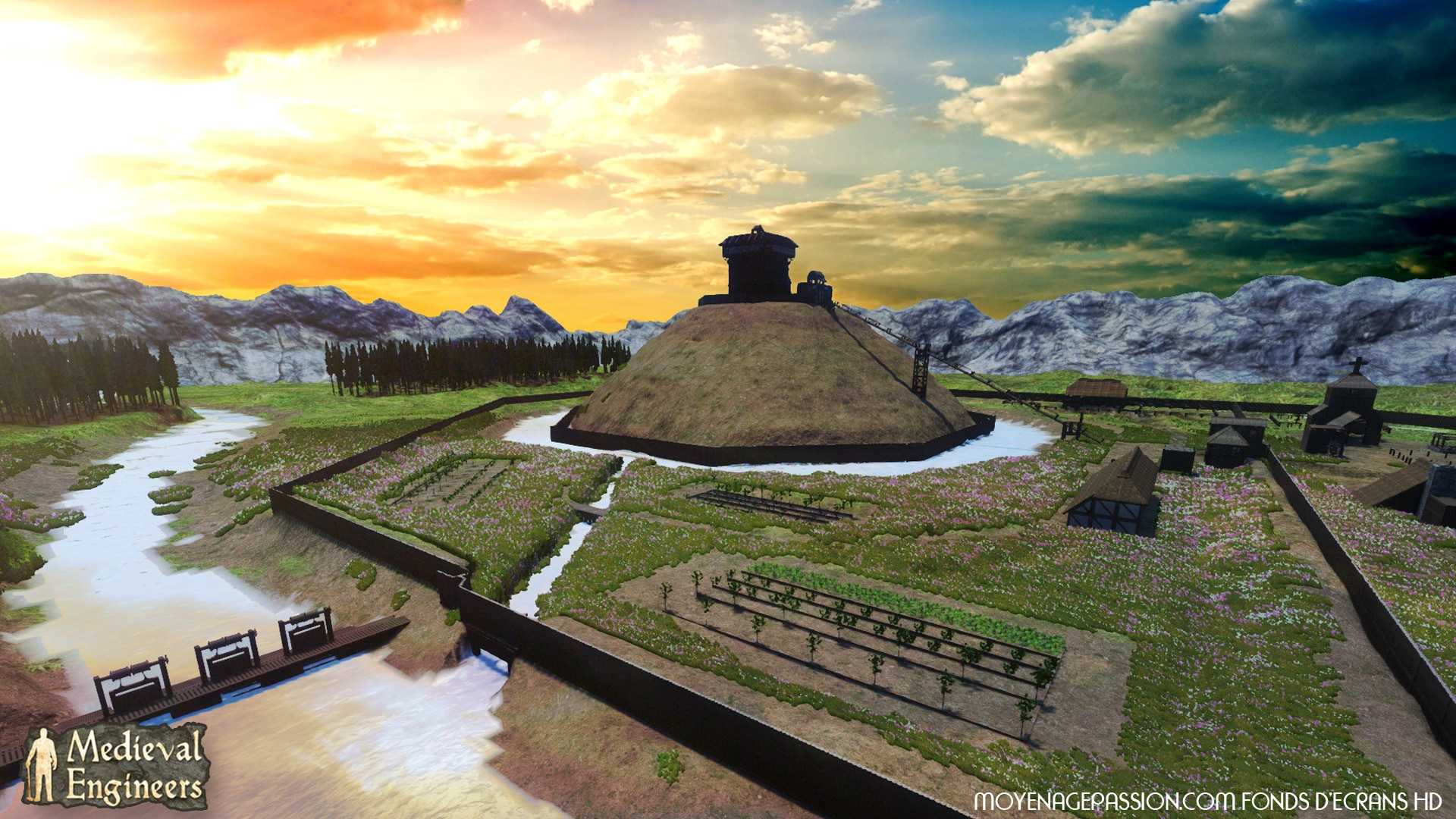 motte_feodale_chateau-fort_fond_ecran_gratuit_moyen-age_archeologie_medieval_engineers