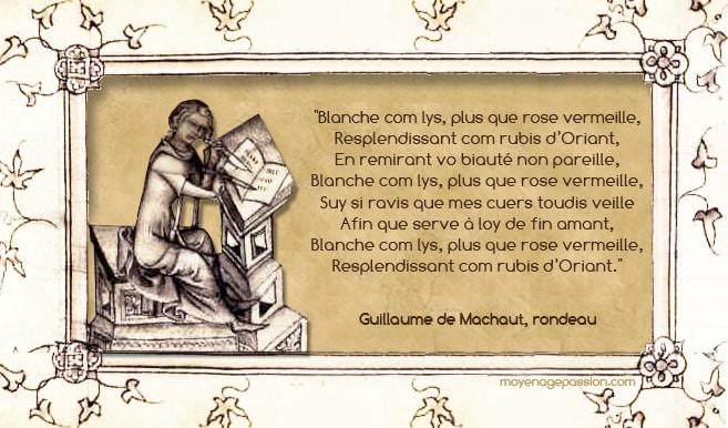 poesie_musique_moyen-age_trouvere_troubadour_guillaume_machaut_rondeau