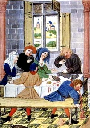 ballade_villon_poesie_taverne_medieval_detail_enluminure_manuscrit_valere_maxime