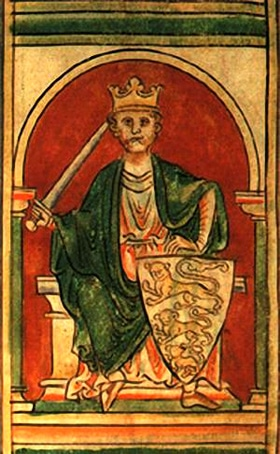 enluminure_miniature_monde_medieval_richard_coeur_de_lion_poete_troubadour_musique