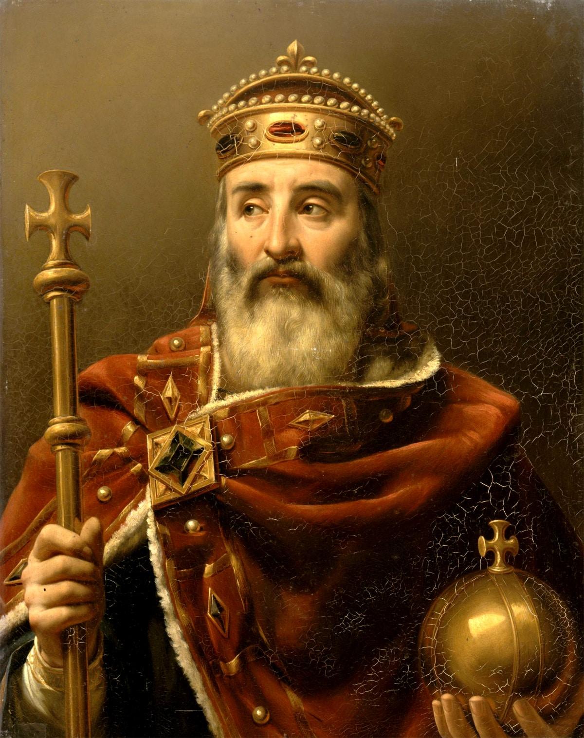 histoire_monde_medievale_france_nation_francaise_charlemagne