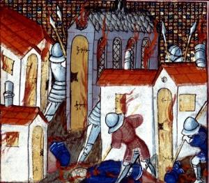 miniature_guerre_de_cent_ans_poesie_satirique_medievale_eustache_deschamps