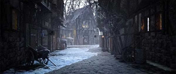 reconstitution_rue_medievale_unity_3D_monde_virtuel_jeux_videos