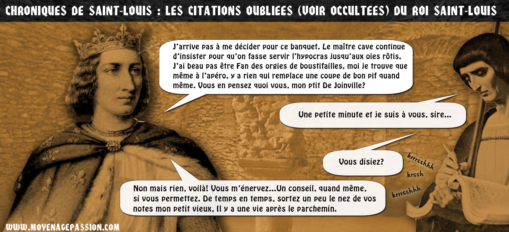 saint_louis_de_joinville_humour_medieval_non_sens_chroniques_historien_navrant