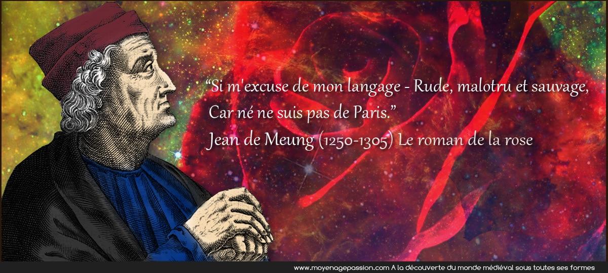 citation_medievale_jean_de_meung_poete_roman_de_la_rose