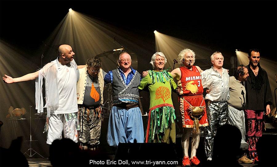 Tri-yann une longue carrière au service du folk, et des musiques traditionnelles et anciennes