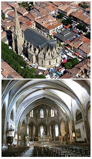 mirepoix_cathedrale_gothique_viollet_le_duc_monument_classe_patrimoine