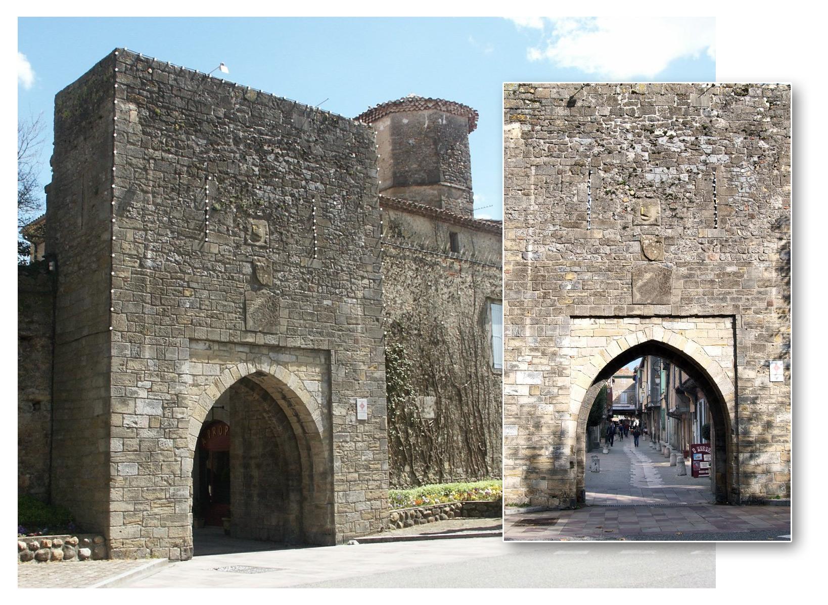 porte_aval_mirepoix_ville_bastide_medievale_fetes_historique_moyen-age
