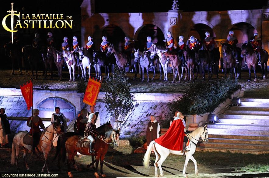 Des centaines d'acteurs et de figurants, son, lumière et émotions au rendez-vous d'un grand spectacle