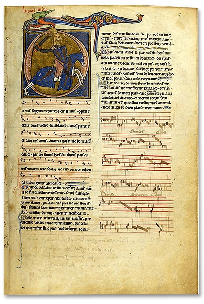 chansonnier_du_roi_manuscrit_de_roy_danse_musique_medievales_estampie_royale