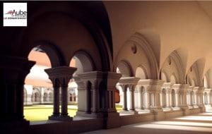 cloitre_abbaye_clairvaux_reconstitution_3D_bernard_de_clairvaux