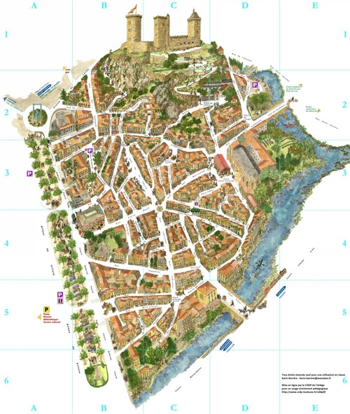 plan_de_foix_patrimoine_historique_histoire_medievale_comte_de_foix