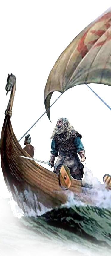 video_moyen-age_invasion_viking_barbare_histoire_medievale_chateau_fort_motte_castrale