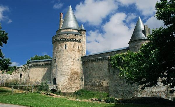 Un monument historique classé de près de 9 siècles d'histoire