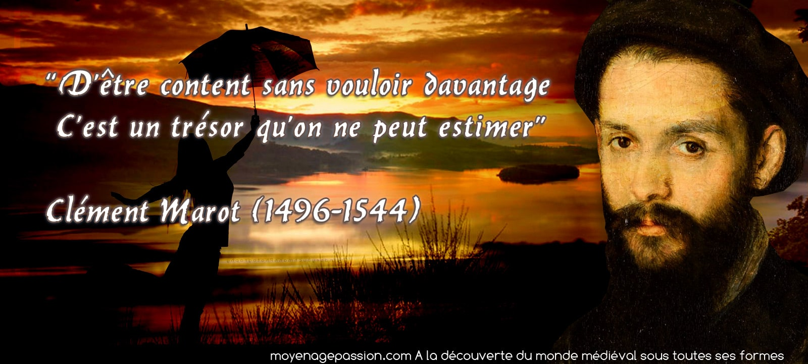 citations_medievales_poesie_clement_marot_bonheur