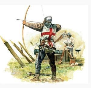 joutes_archer_arc_long_rassemblement_festival_medieval_reconstitution_historique_bretagne