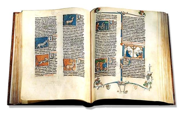 Li livres dou tresor, une encyclopédie médiévale du XIIIe siècle par Brunetto Latini