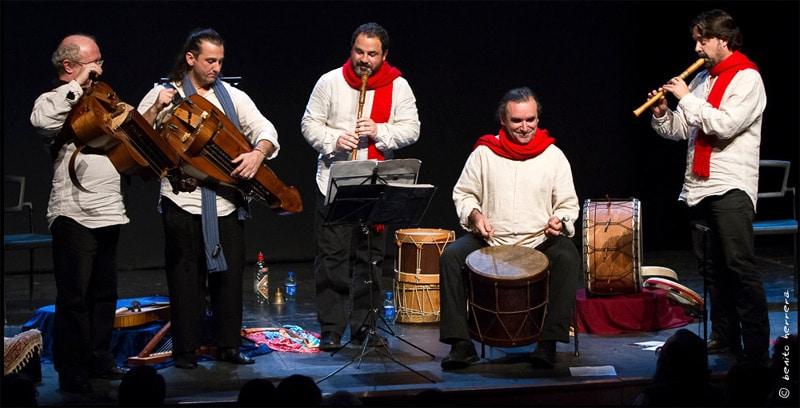 ArteFactum : le goût de la péninsule ibérique pour les musiques médiévales et anciennes