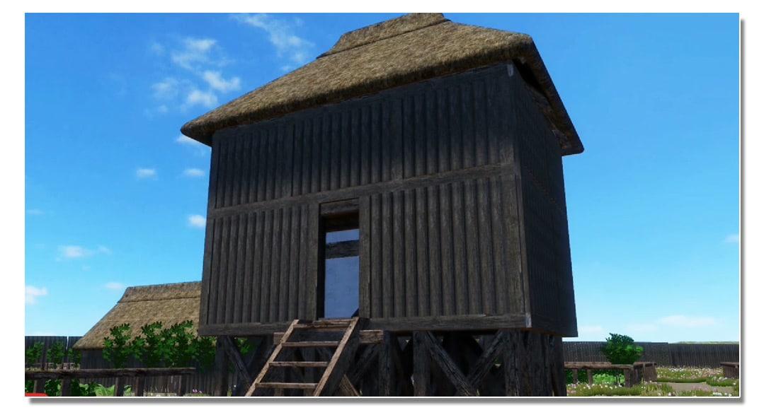 video_mottes_castrales_silo_et_grenier_sureleve_archeologie_histoire_medievale_vie_moyen-age