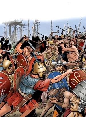 allobroges_gaulois_empire_romain_bataille_vindalium_conquete_de_vienne