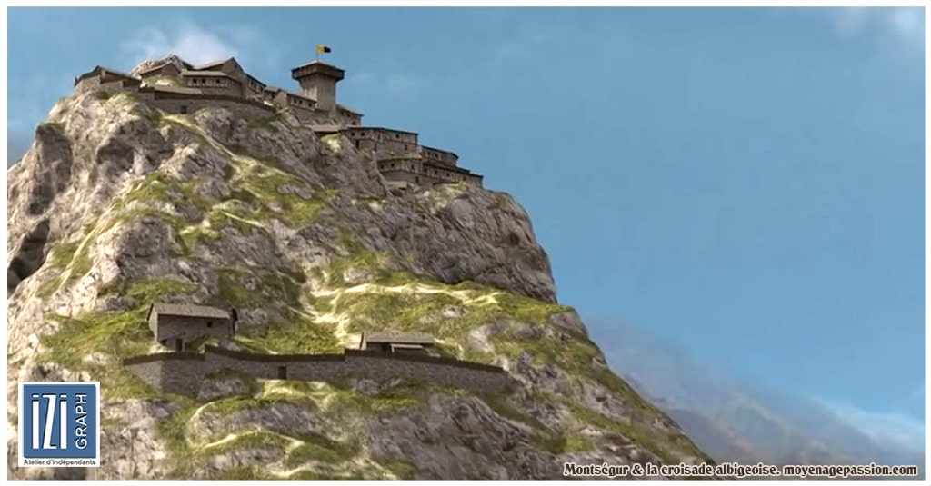 croisade_cathare_albigeois_languedoc_inquisition_montsegur_reconstitution_3D_chateau_fort_010