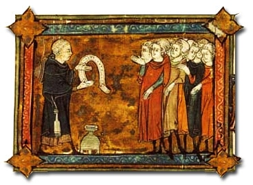 fabliau_medieval_jean_bodel_enluminure_brunain_vache_au_pretre