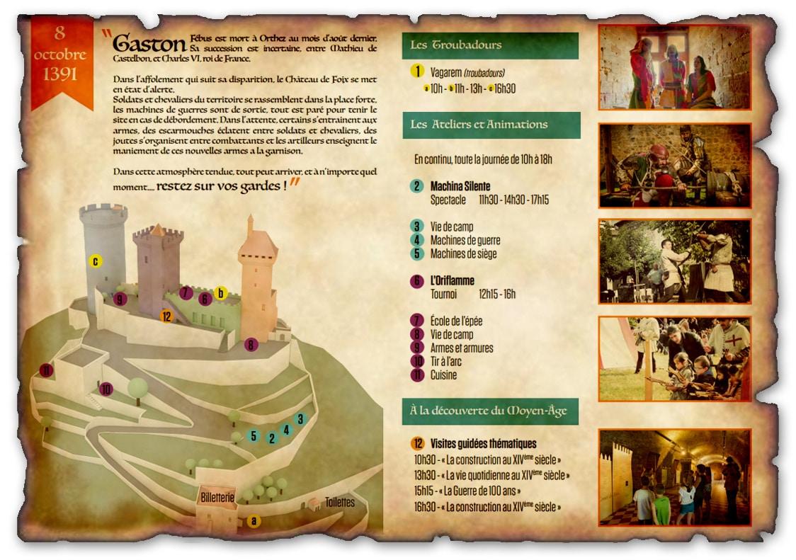 fetes_evenement_medieval_historique_programme_journee_chateau_foix_2016