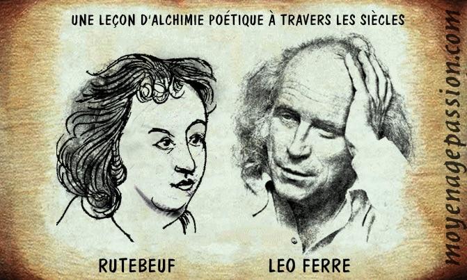 poesie_medievale_rutebeuf_leo_ferre_pauvre_rutebeuf_alchimie_poetique_le_miroir_des_poetes_
