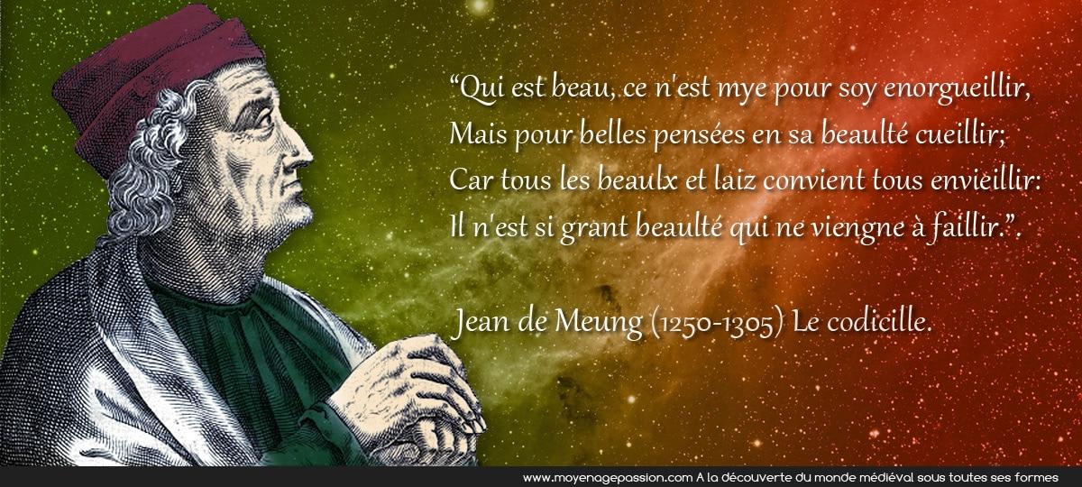 citation_medievale_jean_de_meung_codicille_auteur_medieval_poesie_morale_ethique_chretienne