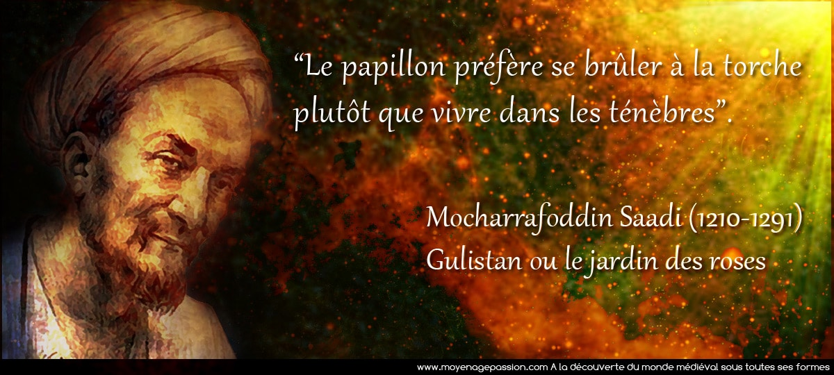 citations_medievales_moyen-age_saadi_sagesse_persane_Mocharrafoddin