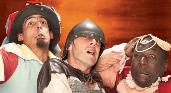 Les trimarrants: spectacle d'humour et délires sur toile de fond médiévale