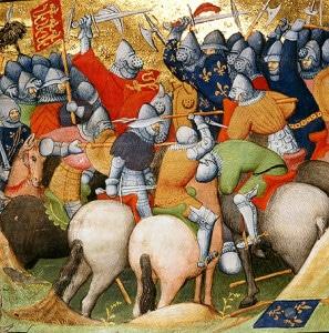 bataille_medievale_crecy_histoire_guerre_de_cent_ans