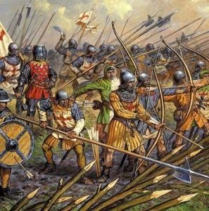 bataille_medievale_crecy_histoire_guerre_de_cent_ans_camp_retranche_anglais_edouard_III