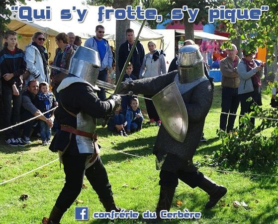 compagnies_medievales_picardie_confrerie_du_cerbere_chevaliers